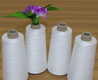 China High Strength Sewing Thread 40S / 2 , Sewing Polyester Thread Low Shrinkage supplier