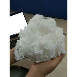 China Hollow Conjugated PSF Polyester Staple Fiber Non Siliconized Fibre For Filling / Padding factory
