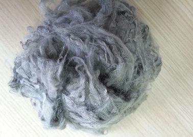 Colored Spinning Viscose Staple Fibre1.67D X 38MM Good Resilience Properties